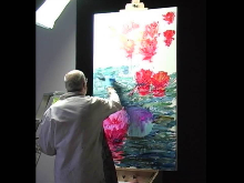 Alan Wolton  Oil Painting Demonstration